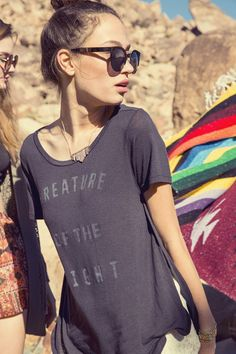 Knot Sisters Creature Tee #urbanoutfitters