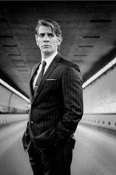 Pablo Echarri. Men's Suit Check out more at FashionFilmsNYC.com