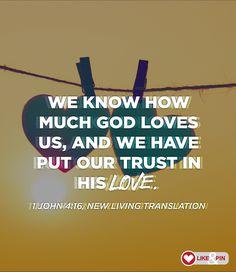 Yes we have! #GodisLove