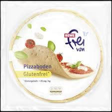 Bildergebnis Fur Rewe Frei Von Pizzaboden 250g Zum Shop