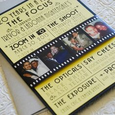 20 Years in a Flash  Wedding Anniversary by beyonddesign on Etsy, $45.00
