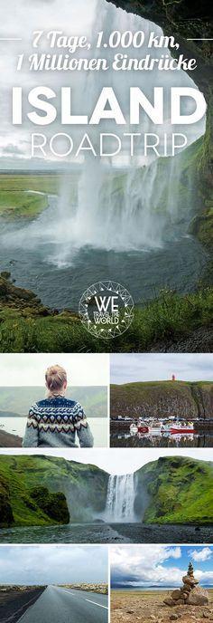 Island Roadtrip: Erfahrungsbericht Island Reise im Juni. Tipps und Highlights für deinen Island Urlaub