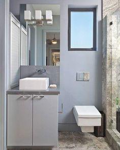 Vi er opptatt av å skape smarte & lekre løsninger til ditt bad - uansett størrelse Her med stilige produkter fra Geberit #rørkjøp