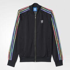 adidas - LGBT Superstar Track Jacket