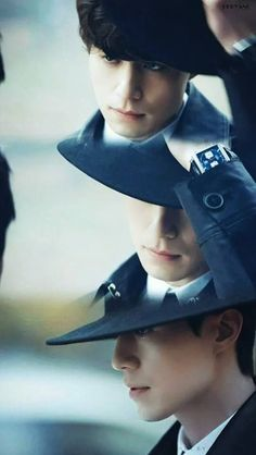 Lee Dong Wook from Goblin as the Grim Reaper Lee Dong Wook Goblin, Lee Dong Wook Drama, Park Hae Jin, Park Seo Joon, Kim Woo Bin, Goblin The Lonely And Great God, Goblin Korean Drama, Song Joong, Yoo Gong