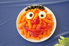 bert and ernie vegetables   and veggies this turned out great and was a huge success below are a ...