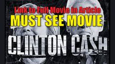 """Clinton Cash is arguably one of the most revealing and compelling political documentaries of our time. It's a """"must see"""" for anyone voting in this year's election, regardless of what side of the aisle you're on. Clinton Cash is the untold story of how foreign governments and businesses helped make Bill and Hillary rich beyond their wildest dreams. In 2000, Bill and Hillary Clinton were millions of dollars in debt. However, since that time they've amassed a fortune. Bill and Hillary have…"""