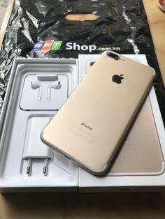 Bán Iphone 7 Plus 32Gb GOLD bản Qt hàng VN/A FPT mới 100% chưa qua sử dụng