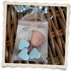 Geboorte bedankje met foto van jullie baby