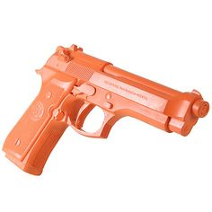 MISSION IMPOSSIBLE 2 - Ethan Hunt (Tom Cruise) practice prop Beretta 92FS