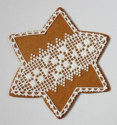 Lemon Foam: Gingerbread pečení a zdobení Christmas Wonderland, Gingerbread Cookies, Food Art, Deserts, Food And Drink, Pasta, Holidays, Halloween, Cooking