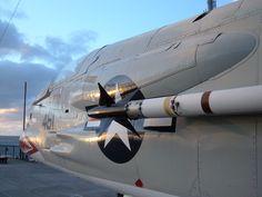 F-8 Crusader SDACM port side