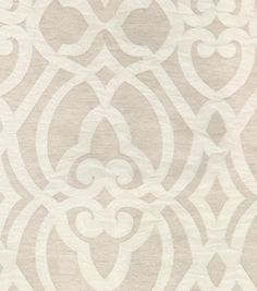 P/K Lifestyles Upholstery Fabric-Lux Lattice/Linen