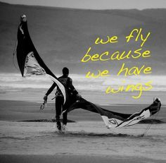 Kitesurfing love