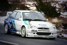 Ford Escort Cosworth awd rally sport