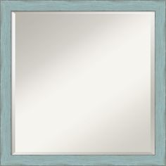 Sky Rustic Wall Mirror - Square 22 x 22-inch
