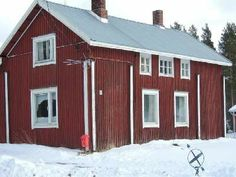 Härkmeri Bed and Breakfast, Wooden House 5 person(s), Finland