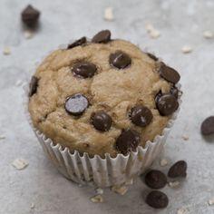 Descubra como fazer um muffin fácil de banana!