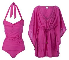 Plus size cover ups for beach and pool and wearing out to dinner in hawaii - http://boomerinas.com/2013/03/beach-cover-ups-for-women-plus-size-tunics-dresses-caftans-sarongs/