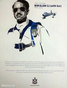 56eae93d3460c An Ace Fighter pilot- a legend. In any other country they would have made a  thrilling movie on his life.