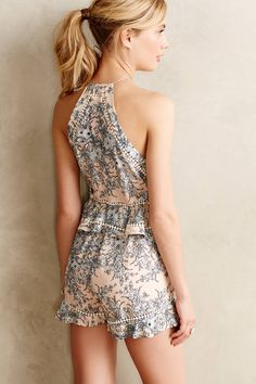 Marche Romper - anthropologie.com