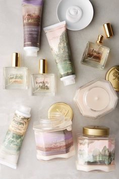 ANTHROPOLOGIE Momentary Escape Collection #giftguide #holidays