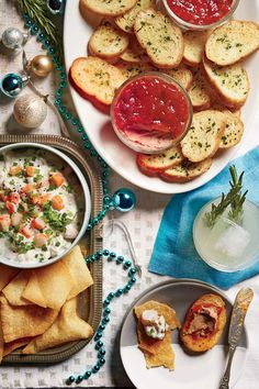 35 Vintage Party Appetizers We'll Never Stop Making