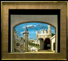 Set model | Messel, Oliver Hilary Sambourne | V&A Search the Collections