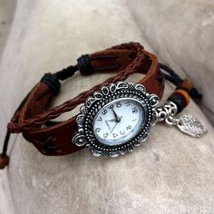Women Watch Bracelet VI0166 by VivianGift on Etsy, $15.98