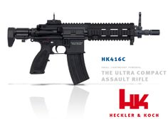 Heckler and Koch 416c