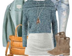 Das beliebteste Outfit des Monats ist einfach wunderschön! Die hellen Farben machen den tristen Winter-Alltag zu einem Genuss ♥