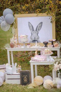 Countryside Bunny Party via Kara's Party Ideas   KarasPartyIdeas.com (20)