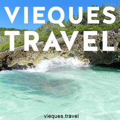 I can't believe we're going here!   Vieques Travel | Vieques, Puerto Rico