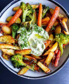 Vegan Dinner Recipes, Vegan Dinners, Vegan Recipes Easy, Vegan Snacks, Heart Healthy Recipes, Vegetarian Recipes, Vegetable Recipes, Vegan Food, Diet Recipes