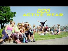A musical tribute for women who like to wear activewear while doing non-active things – like drinking coffee, waiting for the bus and being hungover.