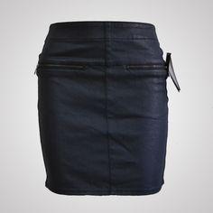 Fusta Zara , Culoare neagra , marime 36 Noiembrie, Leather Skirt, Zara, Skirts, Fashion, Moda, Leather Skirts, Fashion Styles, Skirt