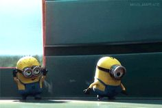 Today 23 Best Minions GIFs (0:45:16 PM, Wednesday 05, April 2017 PDT) - Funny Minions
