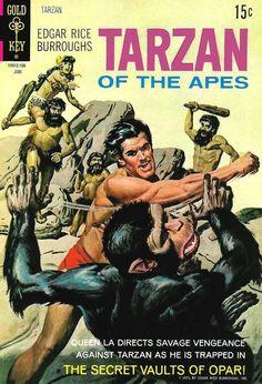 Tarzan of the Apes 201