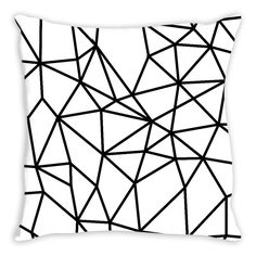 Diamond Coloring Pillow By Tinge&Hue