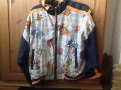 #Vintage active #american #apparel silk jacket,  View more on the LINK: 	http://www.zeppy.io/product/gb/2/231717706200/
