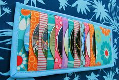 Scrap Buster Contest Entry ~ Car CD Holder Tutorial « Sew,Mama,Sew! Blog