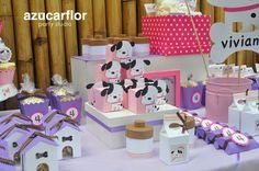 AZUCAR FLOR party studio: centros de mesa