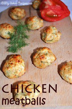 Chicken meatballs | DUKAN DIET RECIPES