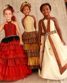 Nice African Traditional Wedding Dress Little ones. Oh so precious little flower girls. African Traditional Wedding Dress, African Wedding Dress, Wedding Dress Trends, African Weddings, Wedding Ideas, Wedding Attire, African Attire, African Dress, African Outfits