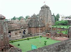 Lingaraj temple Bhubaneswar - Lingaraj Temple is a Hindu temple dedicated to Harihara, a form of Shiva and is one of the oldest temples in Bhubaneswar, the capital of the East Indian state of Odisha (formerly Orissa).