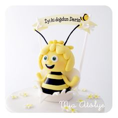 Maya the bee cake to