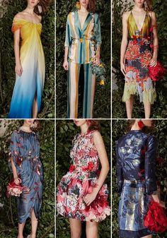 Paule Ka – Spring / Summer 2017 – Paris Fashion Week – Print Highlight