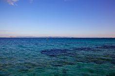 Llegando a La Savina de dia - Formentera - Mediterranea Pitiusa