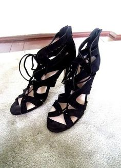 Sandałki na obcasie ala Zara 41