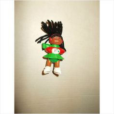 CABBAGE PATCH KID! PVC FIGURE!!!! MCDONALDS PROMO!!! A/A GIRL ICE SKATES!